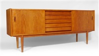 trio sideboard by nils johnson