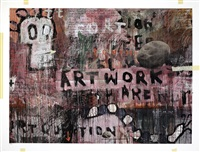 art work for... (painting series) by jumaldi alfi