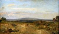 paysage du berri by jules dupré