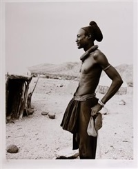 himba man by chris simpson