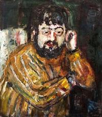 portrét herce josefa vinkláře by josef jira