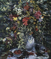 la nature morte avec la cruche by lioudmila zabelina