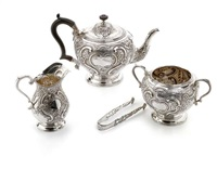 teeservice (set of 3) by fordham & faulkner (co.)