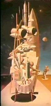 allegorie de l'espace by rachid assaiev
