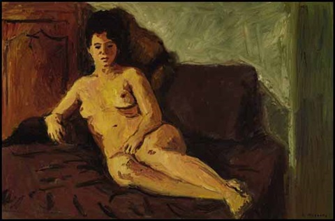nude by william goodridge roberts