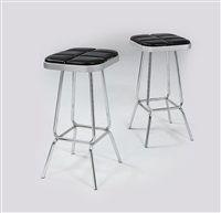 stools (pair) by werner aisslinger