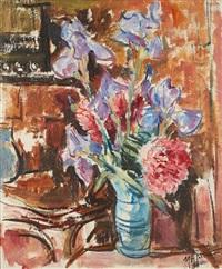 bouquet de fleurs by max agostini