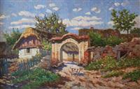 farmhouse by robert holzer