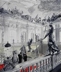 grisalla by ignacio goitia