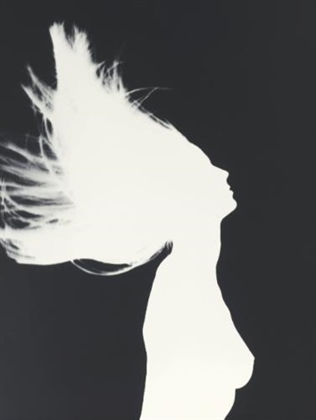 untitled silhouette from my ghost by adam fuss