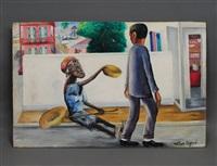 beggar by wilson bigaud
