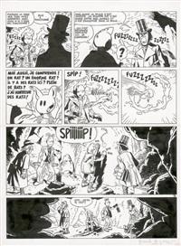 une aventure de spirou et fantasio by frank le gall