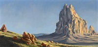 shiprock by curt walters