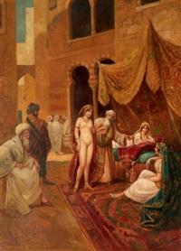 la présentation d'une esclave by v. cortella