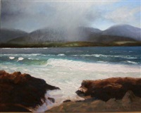 donegal squall by carol graham