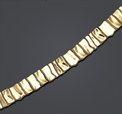 a bracelet by elizabeth gage