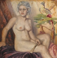 nude by hilda townsend