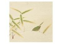 sound of spring by sokyu yamamoto