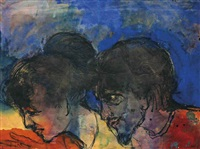 phantasie by emil nolde