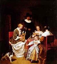 a recital by willem pieter hoevenaar