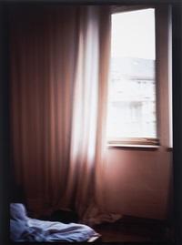 hotel room, zurich by nan goldin