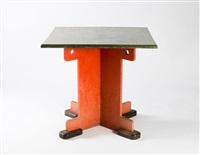 Tisch Aus Dem Restaurant Il Cestello In..., 2003. Gaetano Pesce. Tisch ...