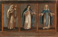 italienische nonne des 18. jahrhunderts (+ 9 others; 10 works) by alessandro piazza