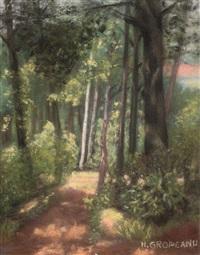 margine de pădure by nicolae gropeanu