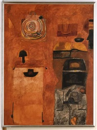 abstracto by juan manuel de la rosa