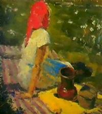anastassia, 1963 by vladimir lemechev