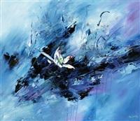 blue charm by ya xiang