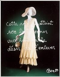 cette robe a atteint son but : donner aux hommes le desir de l'enlever by ben