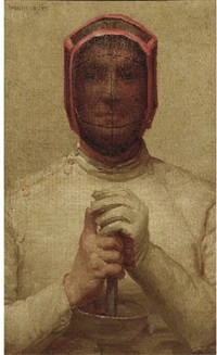 the fencer by harry windsor-fry