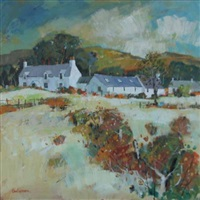 farm steading - kilmacolm by charles anderson