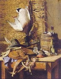 a hunter's bounty by fritzi mikesch