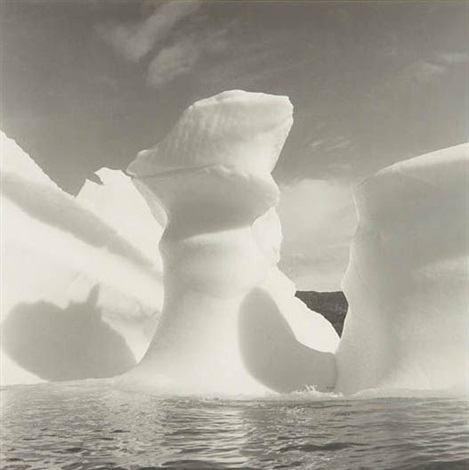 iceberg no6 disko bay greenland by lynn davis