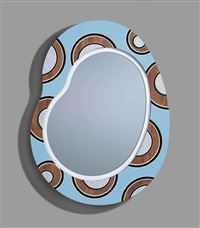 boomerang mirror by robert venturi