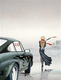 jessica blandy (from album répondez, mourant... ) by renaud denauw