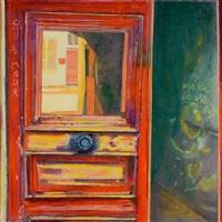 la porte rouge by edgard naccache