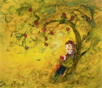 under the apple tree by david boyd