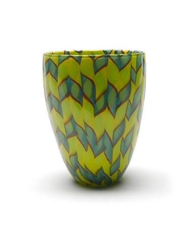 a calabash vase by james carpenter