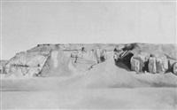 wüstenlandschaft by karl heidelbach