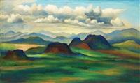 paisaje by valetta (swan malinowski)