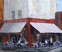 carluccio's, duke street, dublin by harry reid