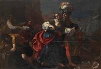 il ratto di elena by orazio fidani