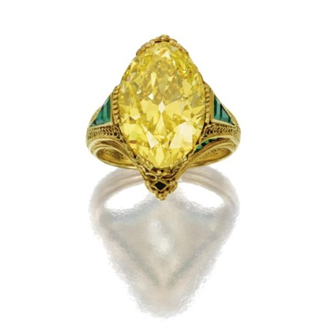 ring by louis comfort tiffany