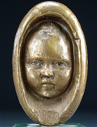 portrait of a young child by augusta savage