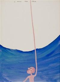 il mare non parla by gabriele picco