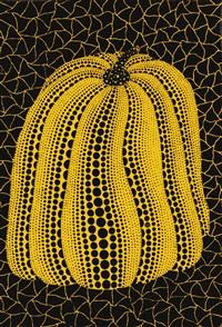 pumpkin (htt) by yayoi kusama