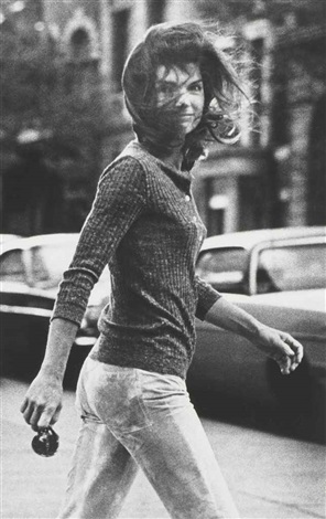 jackie kennedy by ron galella
